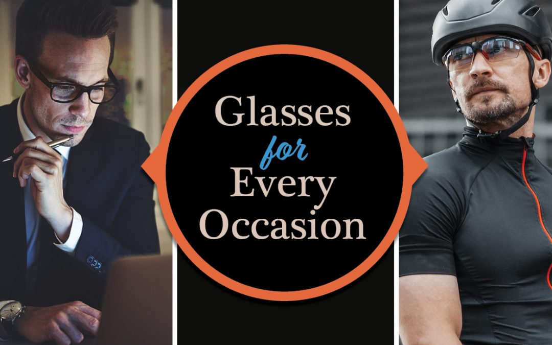 Eyewear for Every Occasion